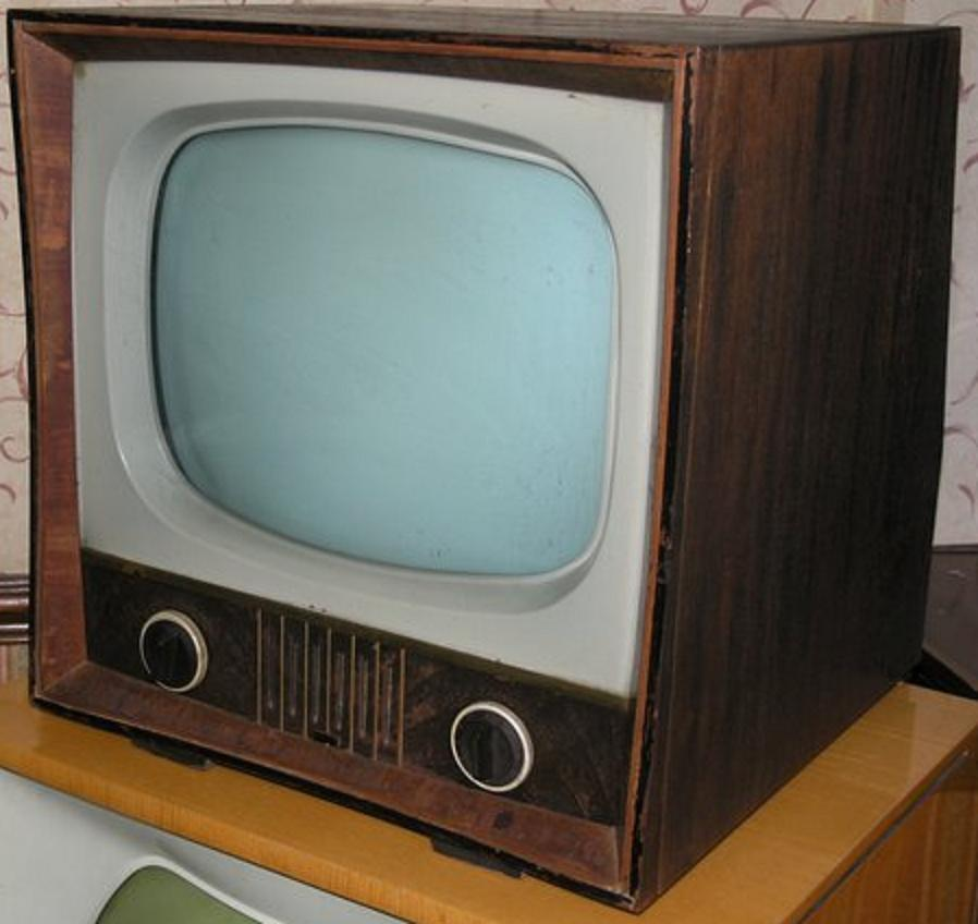 This Wasn't The TV In My Bedroom But There Is A Resemblance